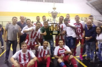 FINAL DE FUTSAL É DISPUTADA EM LINDOIA